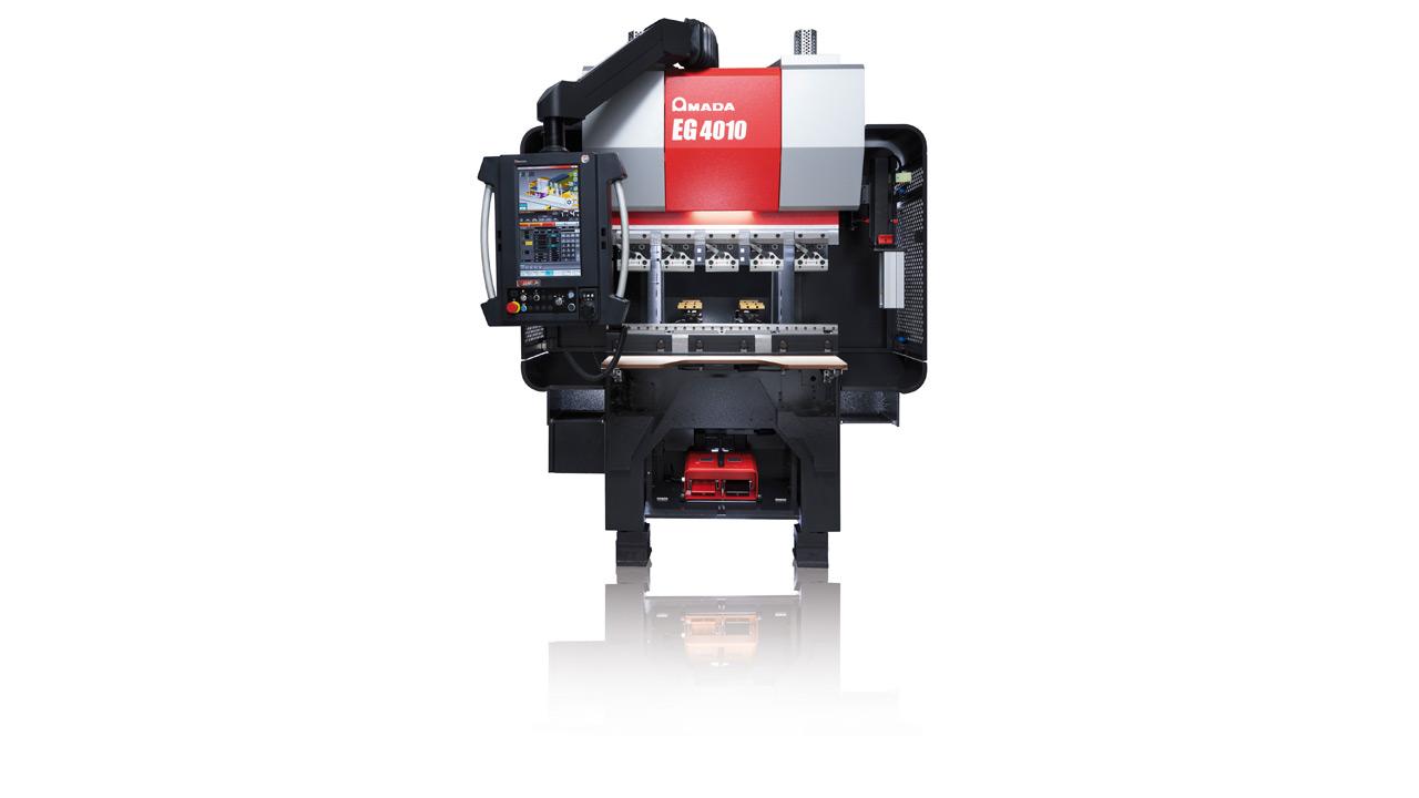 Dual Servo Press EG-4010 - AMADA GmbH