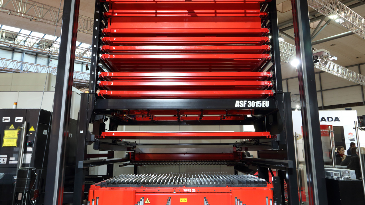 Asf Eu Storage System Description Amada Gmbh