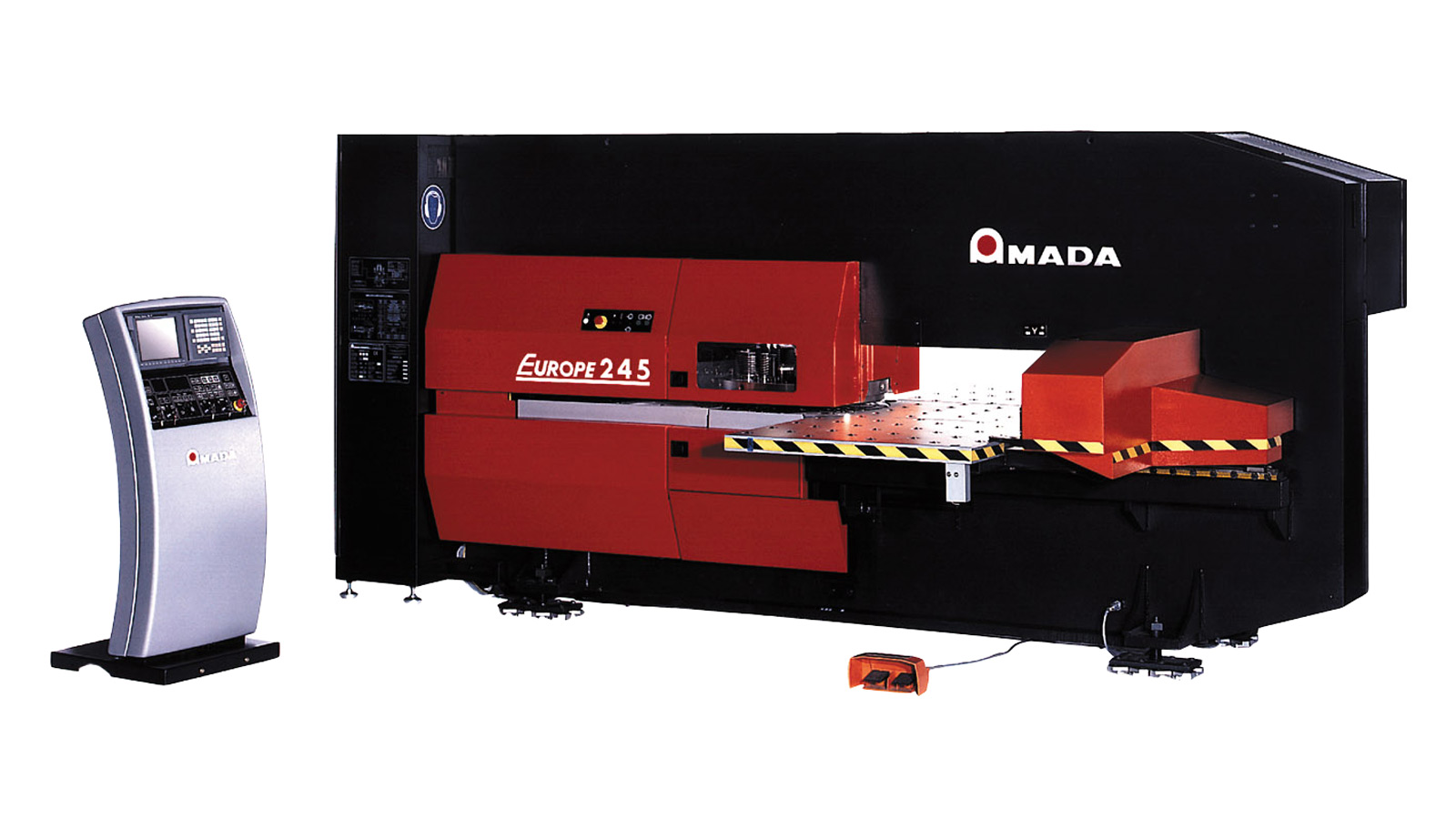 amada punch press machine