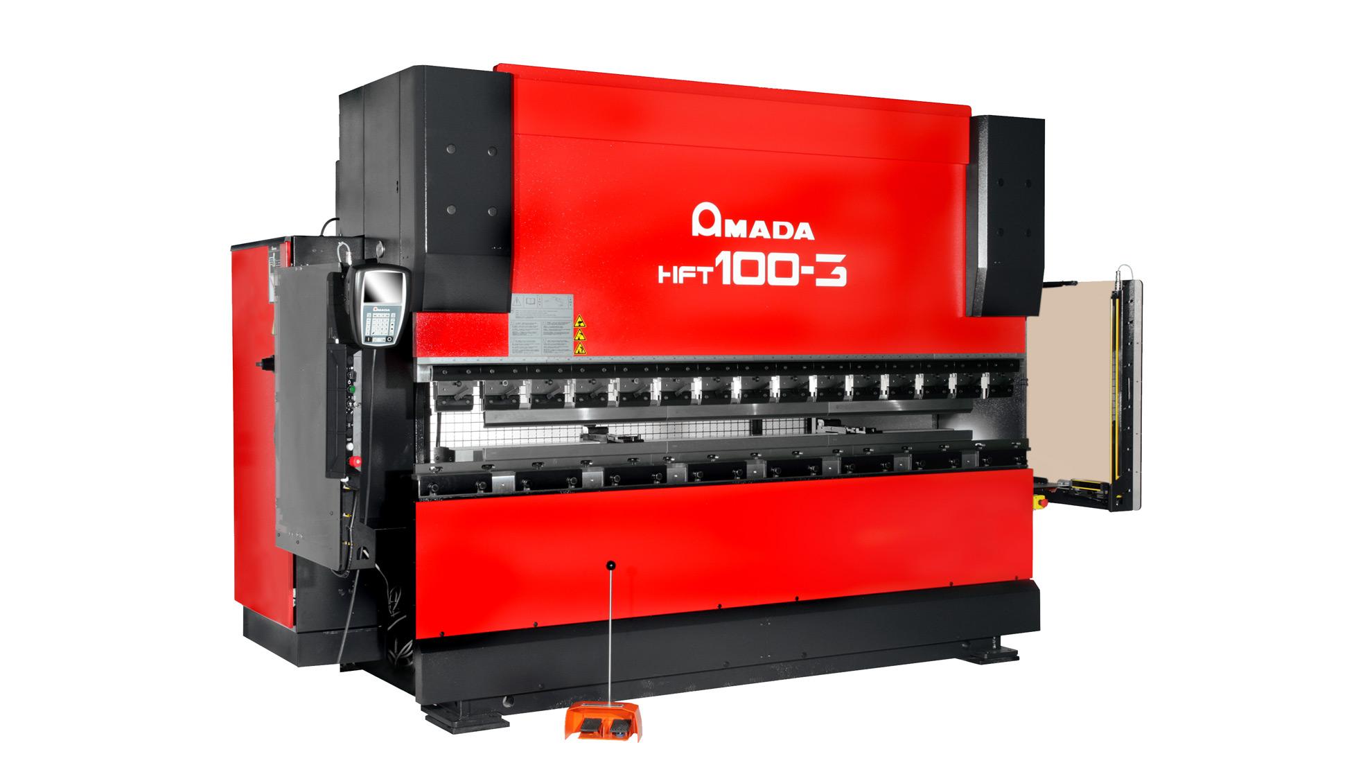 Press-brake HFT-1003