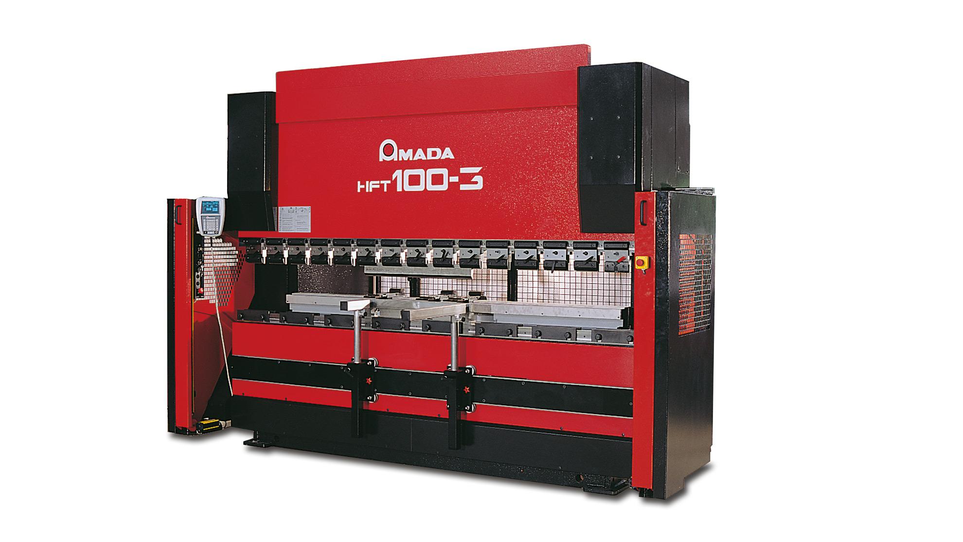 HFT-1003 press-brake