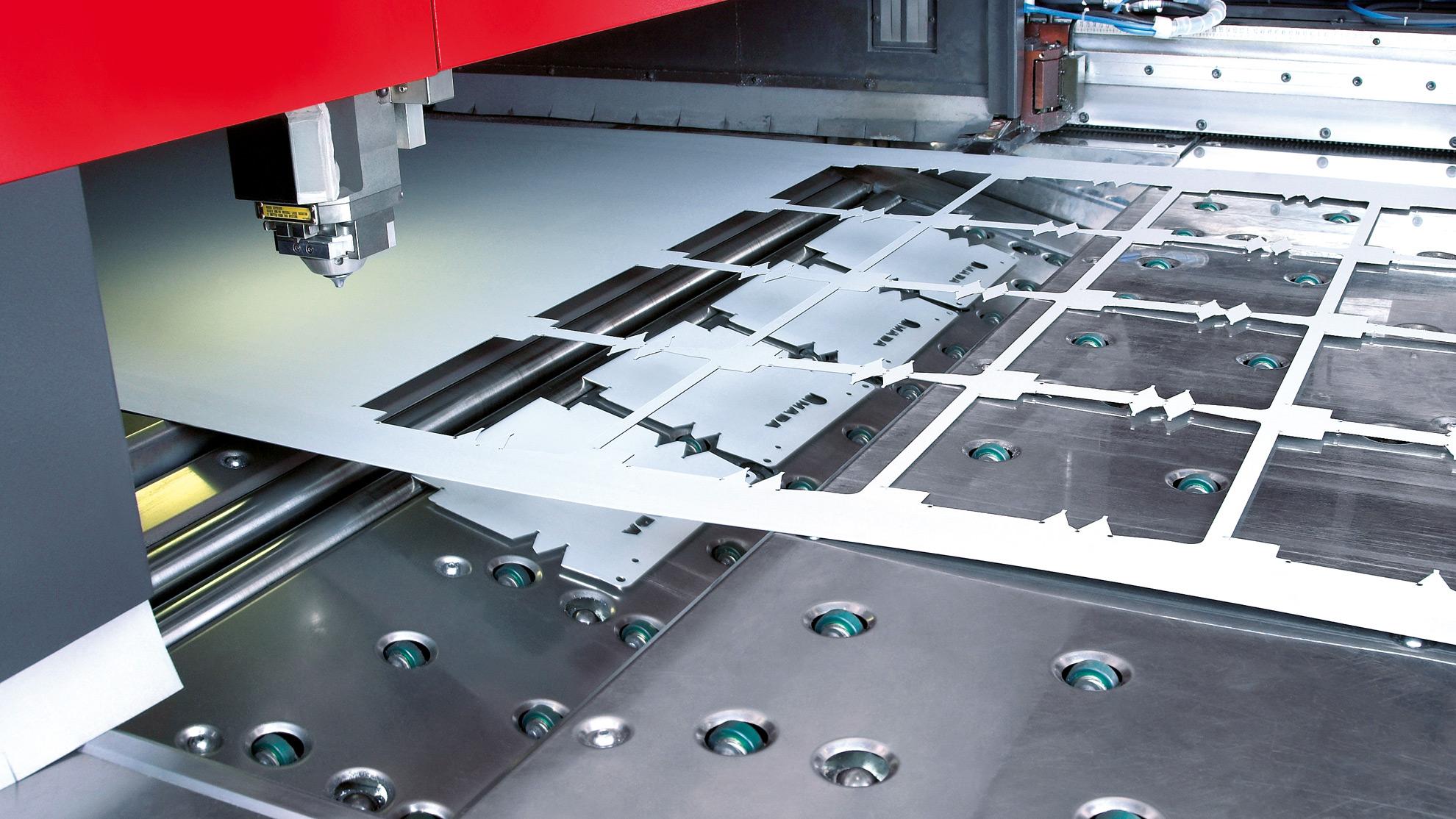 2d Laser Cutting Machine For Sheet Metal