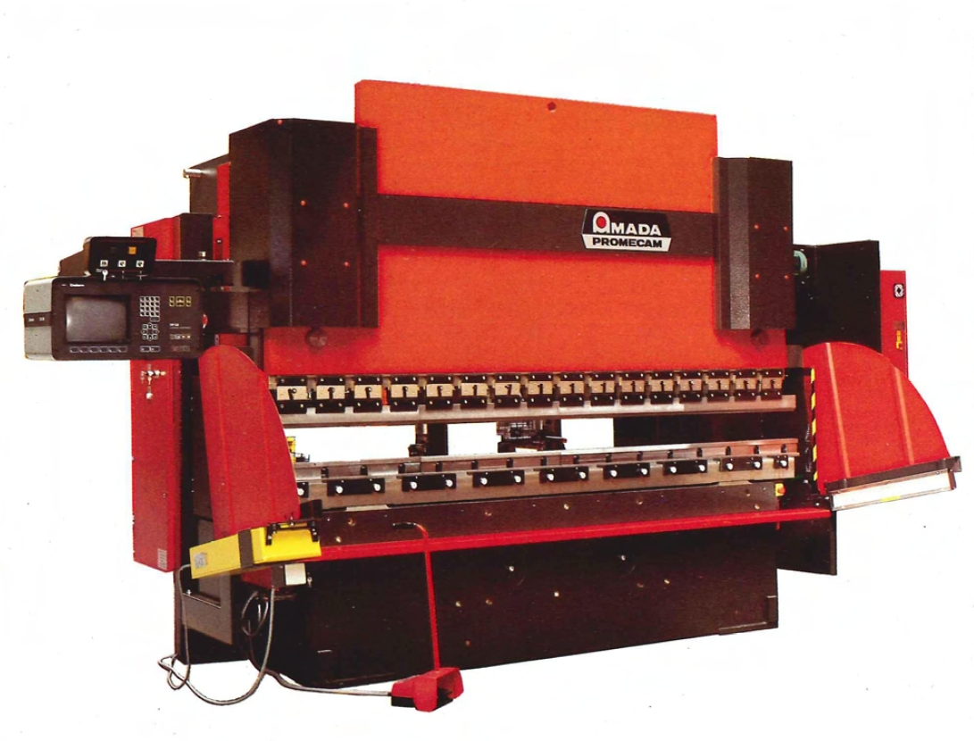 AMADA HFB press brake, the ultimate in precision