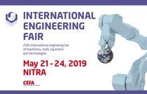 AMADA on the International Engineering Fair 2019