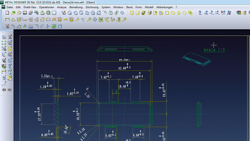 2d cad system Cad system
